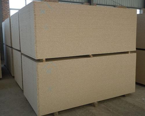 Easy To Processiong Laminated Particle Board With Pine And Hardwood Combi Core