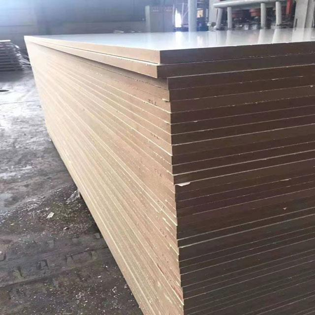 Moistrure Proof E1 E2 Glue Laminated MDF Board Friendly Environmental Material