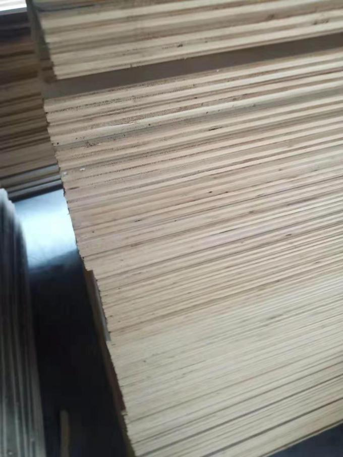 BB Grade Okoume Hardwood Ply Sheets 2 Times Hot Press One Side Wood Veneer Decoration