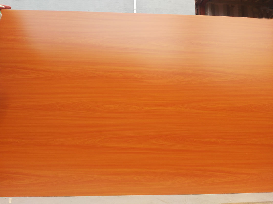 Lightweight Furniture Grade MDF Board , Flexible Pre Finished MDF Sheets 8 X 4
