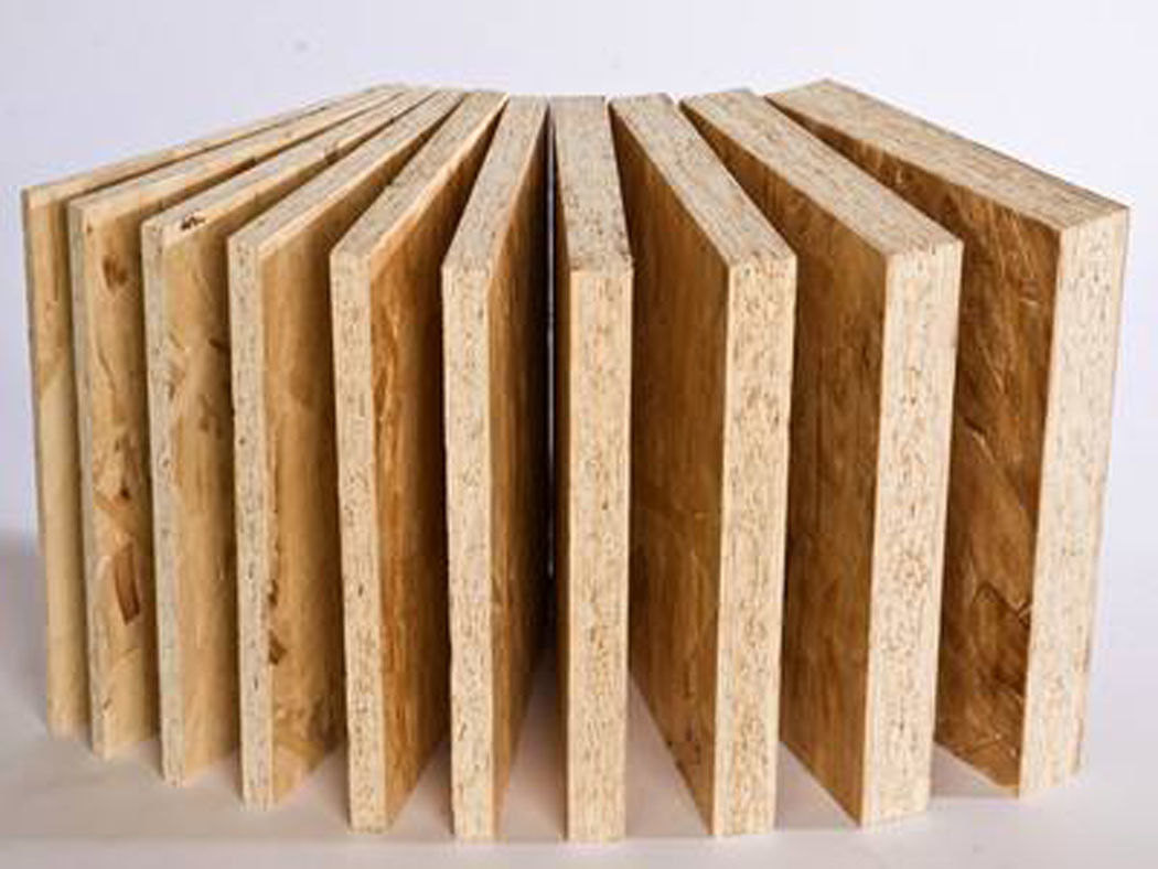 WBP Glue OSB Board Water Resistant , Home Decoration OSB Wood Panels 9-30mm
