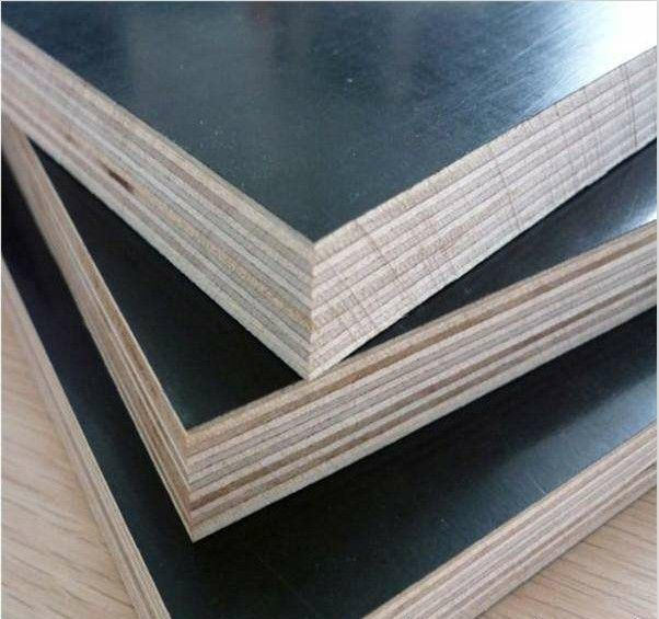 Moisture Resistant Phenolic Film Faced Plywood With High Chemical Degradation