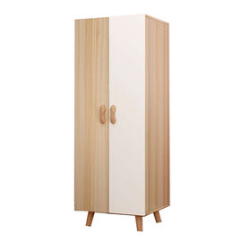 China Modern Style Particle Board Bedroom Furniture Wardrobe On Time Delivery factory